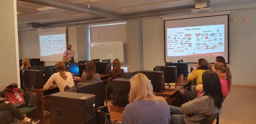 Telema koolitab Riia Tehnikaülikooli tudengeid
